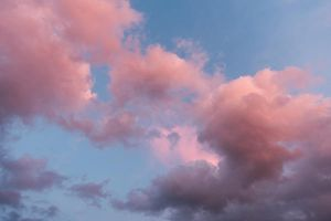 Pink Sky Stock 2 by little-spacey