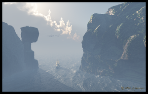 Ocean Gateway by jbjdesigns