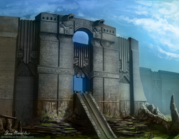 The Wall by DrManiacal