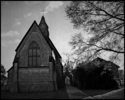 Christ Episcopal Church by SalemCat