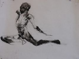 Figure Drawing 8 by goonface