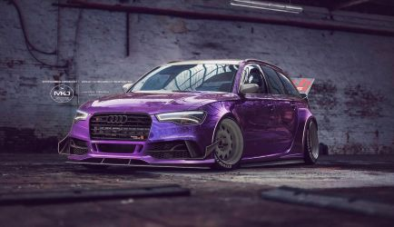 AUDRS3body by mkdesigntuner