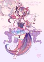 [Closed] Adoptable by PuffSuusume #9 by Rozbiie