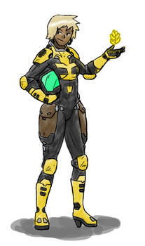 Holly Space Suit V2 by ScottaHemi