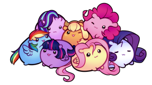 my little chubbies by pekou