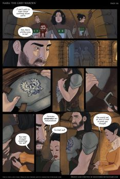 DAO: Fan Comic Page 126 by rooster82