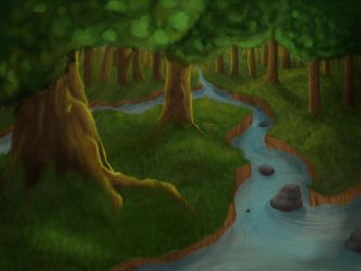 Two roads by Liviatar