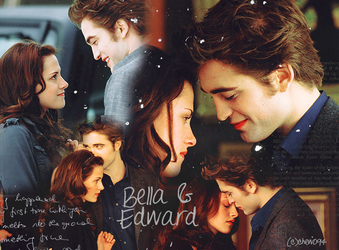 095. Bella and Edward by chew094