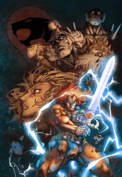 ThunderCats by eDufRancisco