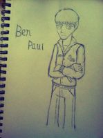 TWD: Ben Paul by evil-angel13