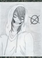 Jeff the Killer: ''Guess who's back...'' by SilenceYourFears
