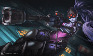 Widowmaker by thisishamm