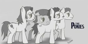 The Ponies-The Beatles by VSabbath