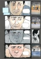 ''Mail to Family'' sample panels and pages II by Soposoposopo