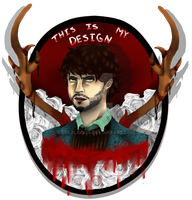 Will Graham by Lolalilacs