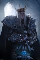 Arthas - Long live the King by Aoki-Lifestream
