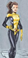 Kitty Pryde 2009 by dichiara