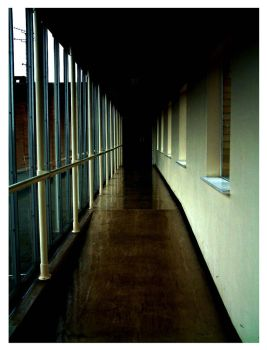 A Long Corridor by Words-Like-Weapons-x