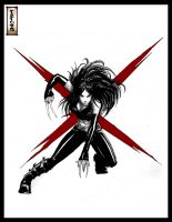 X-23 by Tatong