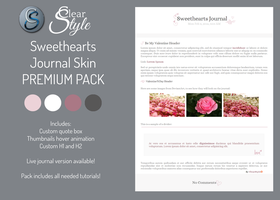 Sweethearts ~ Premium Content by ClearStyle