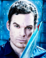 Dexter Morgan by p1xer