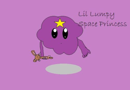 Lil Lumpy Space Princess by PrincessLunaFan