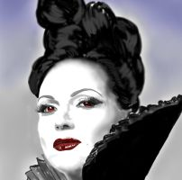 Regina // The Evil Queen // Once Upon a Time by Apormenos