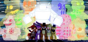 Welcome to FNAF World by TogeticIsa