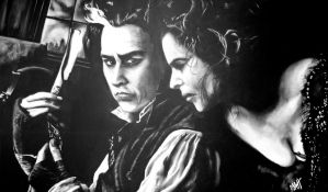 Sweeney Todd by Gimix1974