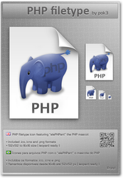 elePHPant - PHP Filetype by pok3