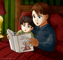 +bedtime stories by against-stars
