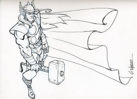 Thor by Uncle-Gus