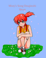 Misty's Song Doujinshi Short Cover by Kisarasmoon