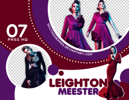Png Pack 3661 - Leighton Meester by southsidepngs