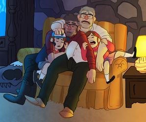 Good, Yall needed a nap after all that by MusicallyGeared