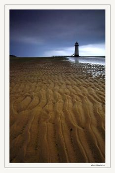 Point of Ayr by Davepemb