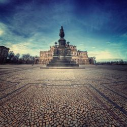 Dresden III by Thaess