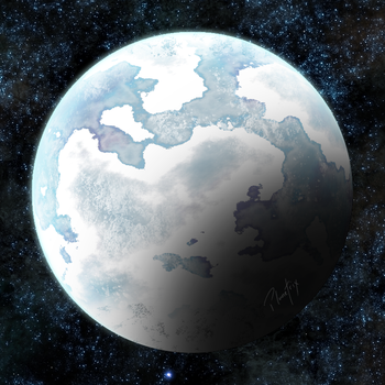 [OPEN] Ice Planet 002 by Planetrix