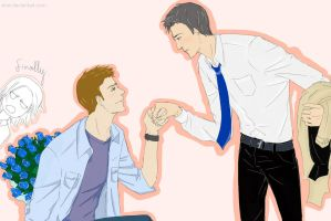 Will you marry me? by Dver