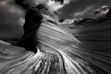 North Coyote Buttes, IR by coulombic