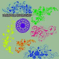 Floral-OrnamentalBrushes. by BBGood2you