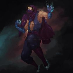 League of Legends: Malzahar by scriptKittie