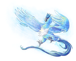 Articuno used Blizzard! by Kosmotiel