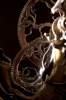 Twisted Twelve macro gears by ericfreitas