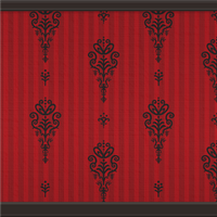 Simple Gothic (red) by Rosemoji