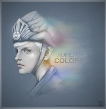 Fading of Colors - 1 by LUN2004