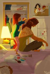 The Make over by PascalCampion