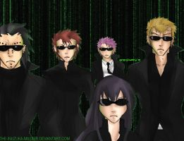 dragonslayers in matrix by the-inuzuka-master