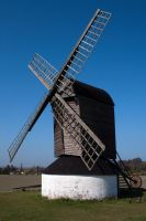 Pitstone Windmill by Daniel-Wales-Images