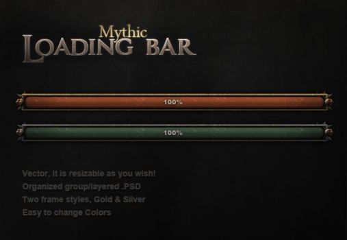 Mythic Loading Bar by Evil-S
